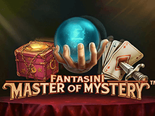 Слот на деньги Fantasini: Master Of Mystery