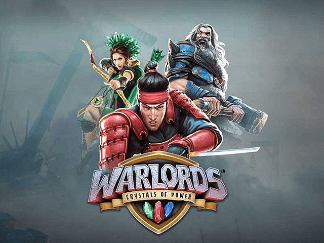 Warlords - Crystals Of Power: игровой автомат от NetEnt